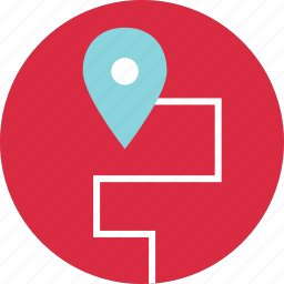 direction, gps, locate, nav, navigation icon