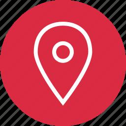 find, gps, location, look, nav, navigation icon