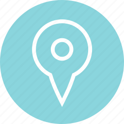 gps, locate, location, nav, navigation icon