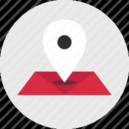 gps, location, map, nav, navigation icon