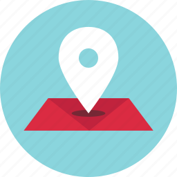 gps, locate, map, maps, nav, navigation icon