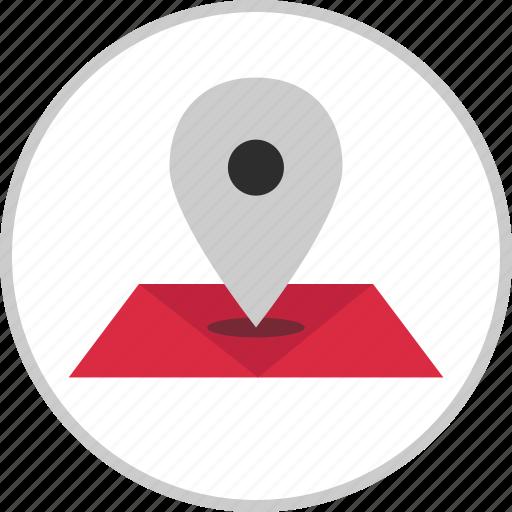direction, google, locaiton, map, pin icon