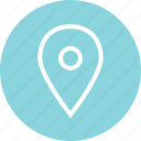 gps, locate, location, nav, navigation, pin icon
