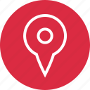 gps, locate, locationg, nav, navigation, pin icon
