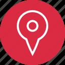 gps, locate, locationg, nav, navigation, pin