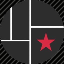 gps, nav, navigation, pin, star icon