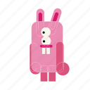 alien, cute, dirty, fun, love, monster, pink icon