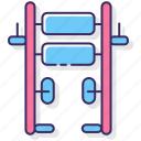 dynamic, help, parapodium, verticalizer icon