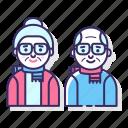 citizen, elderly, old, senior