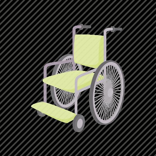 chair, disabled, hospital, human, medical, wheel, wheelchair icon