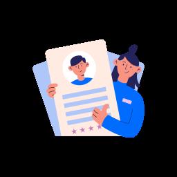 user, profile, rating