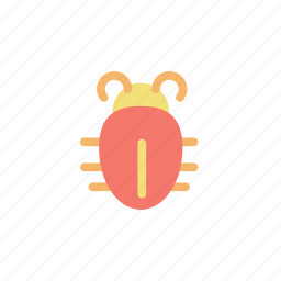 bug, insect, nature, outdoors, wild icon