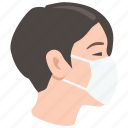 face, health, hospital, hygiene, mask, protection