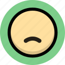 depression, unhappy, upset icon