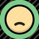 depression, unhappy, upset icon