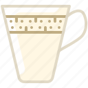 coffee, cooking, cup, dishes, drink, kitchen, yumminky icon