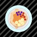 dessert, dish, food, menu, pancakes, restaurant, sweet icon