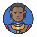 african, avatar, avatars, queen, traditional, tribal, woman