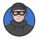 avatar, avatars, burglar, heist, man, thief