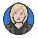 avatar, avatars, doctor who, jodie whittaker, the doctor icon
