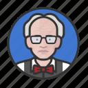 avatar, avatars, grandfather, man, old man, professor