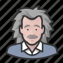 albert, avatar, avatars, einstein, physicist, physics, scientist