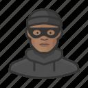 african, avatar, avatars, burglar, heist, man, thief