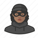 african, avatar, avatars, burglar, heist, thief, woman