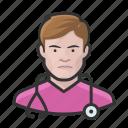 avatar, avatars, healthcare, male, man, medicine, nurse