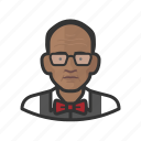 african, avatar, avatars, grandfather, grandpa, man, professor