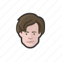 doctor who, man, matt smith, the doctor icon