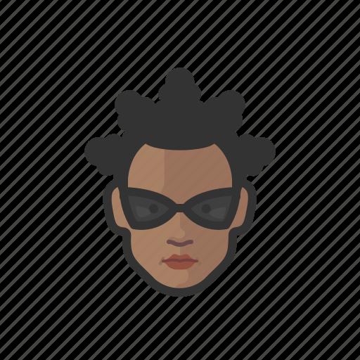 avatar, avatars, matrix, niobe, woman icon