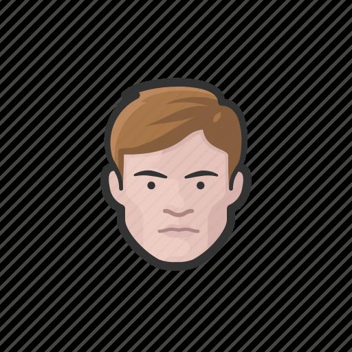 avatar, avatars, man, nurse icon