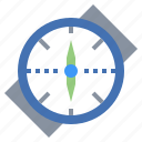 compass, gps, interface, location, maps, navigation, technology icon