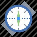 compass, gps, interface, location, maps, navigation, technology