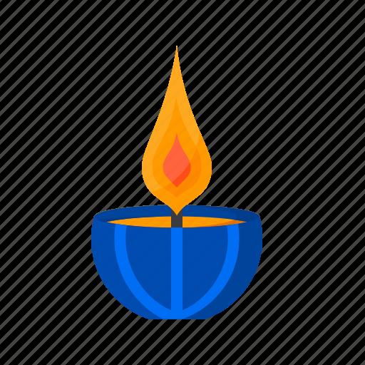 celebration, decoration, diwali, diya, festival, indian, lamp icon