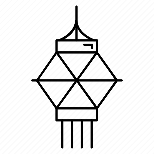 bulb, decoration, lamp, light, ornament icon