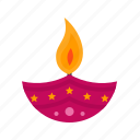 diya, festival, diwali, decoration, lamp, indian, celebration
