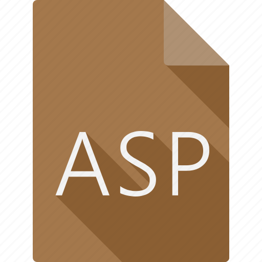 asp, document, file, file format, page, paper, sheet icon