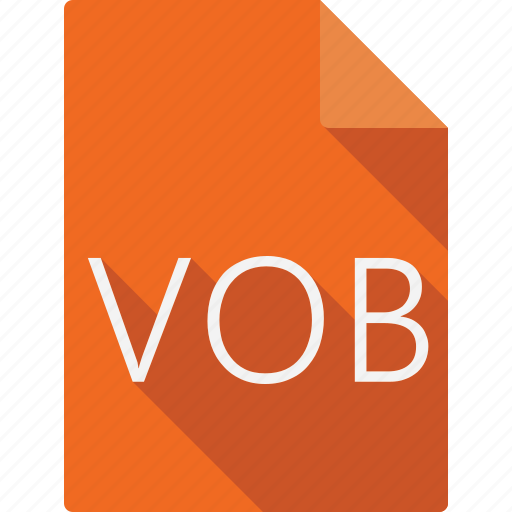 document, file, file format, page, paper, sheet, vob icon