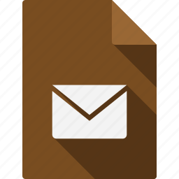 document, email, file, page, paper, sheet icon