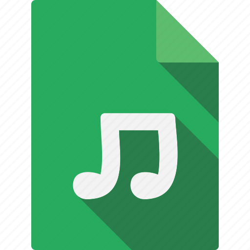 document, file, music, page, paper, sheet icon
