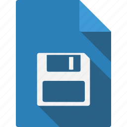 document, file, guardar, page, paper, save, sheet icon