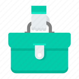 bag, briefcase, emergency, healthcare, hospital icon