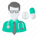 doctor, hospital, medican, medicine icon