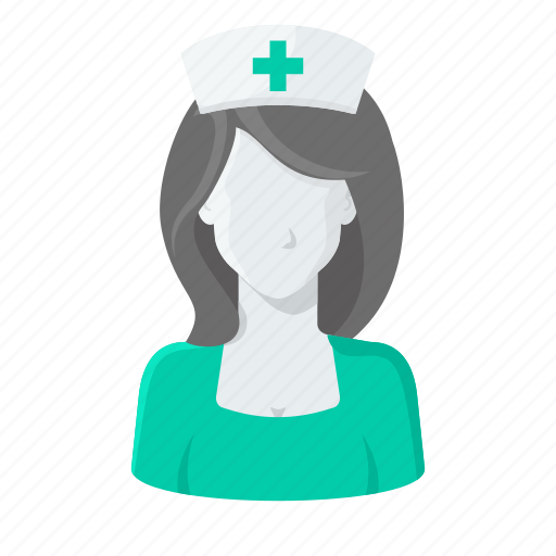 doctor, female nurse, help, hospital, medical, nurse icon