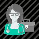 doctor, female, healthcare, helth, hospital, medical