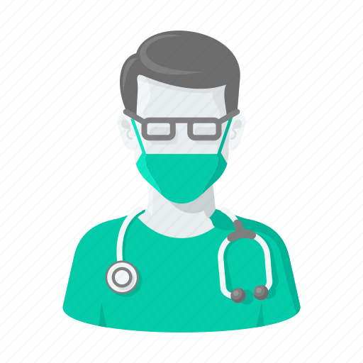 avatar, doctor, helth, medical, surgeon, surgery icon