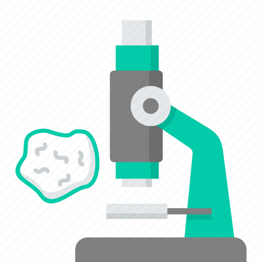 doctor, hospital, medical, microscope, research, test icon