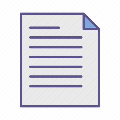 documents, file, office icon